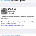 Evasi0n7 Jailbreak Software Updated To Version 1.0.6 To Support iOS 7.0.6