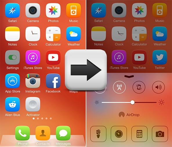 Go Automate: This Jailbreak Tweak Lets You Assign Custom Gestures To App Icons