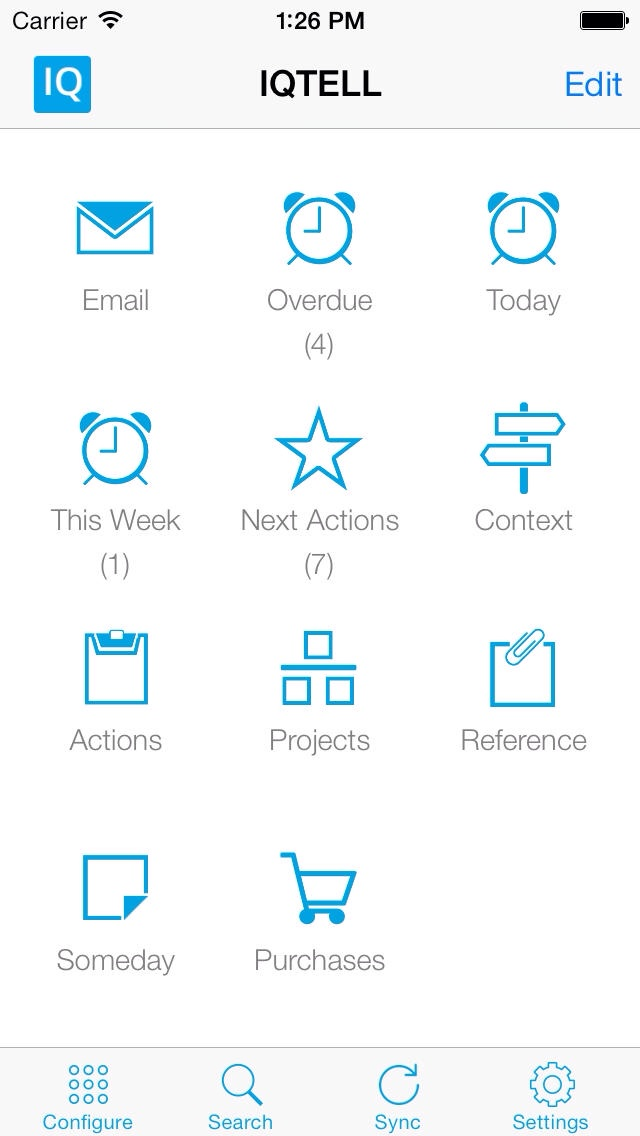 Get To Inbox Zero By Getting Things Done With The New Email Feature Of IQTELL