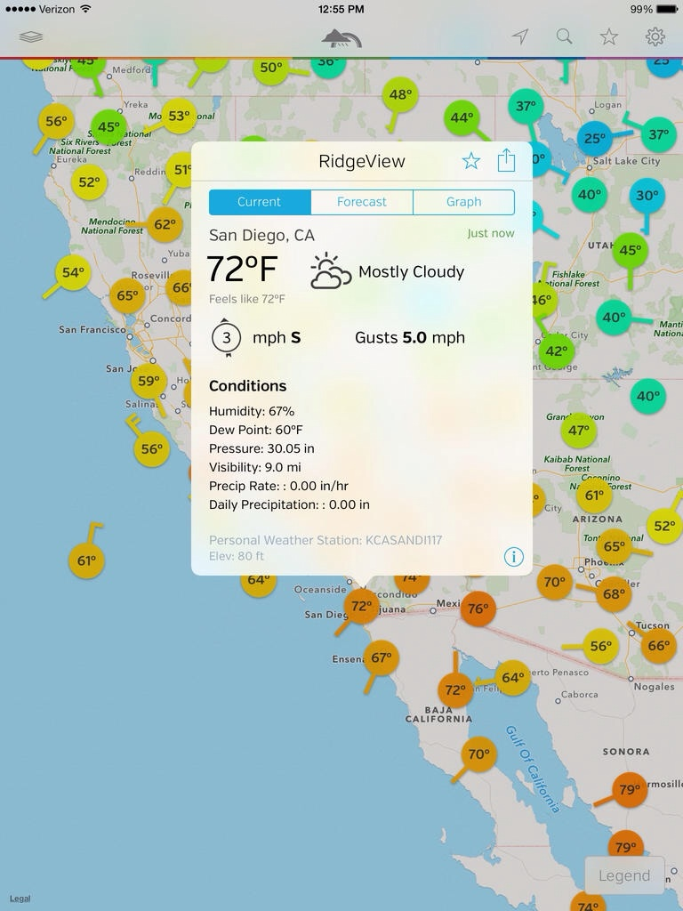 Weather Undergound Unveils WunderMap 3.0 With iPhone Support And iOS 7 Redesign