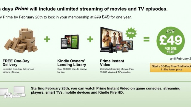 For Brits, Lovefilm Instant Is About To Morph Into Prime Instant Video