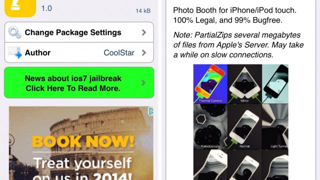 Forget That Other Photo Booth For iPhone Port, Because This Jailbreak Tweak Is Better