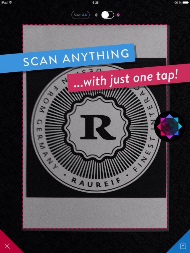 Fantastic Document-Scanning App Scantastic Updated With Universal Support And More