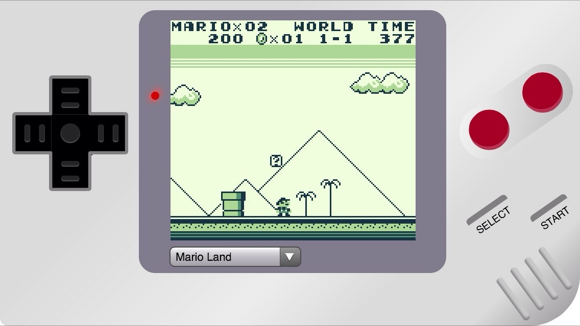 Check Out This New Jailbreak-Free, Browser-Based Gameboy Emulator For iOS