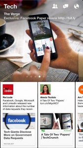 Facebook's Paper App Will Transform Your Experience On The Network