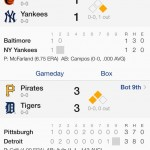 MLB.com At Bat Updated With Complete Redesign For iOS 7
