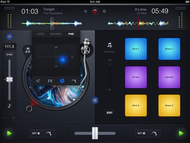 Algoriddim's djay 2 Updated To Bring Enhanced Sound, Improved Automix And More