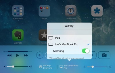 OS X 10.9.2 Has Broken AirPlay For Some Users
