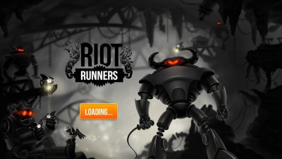 Riot Runnners Is A Platformer That Includes Physics-Defying Principles