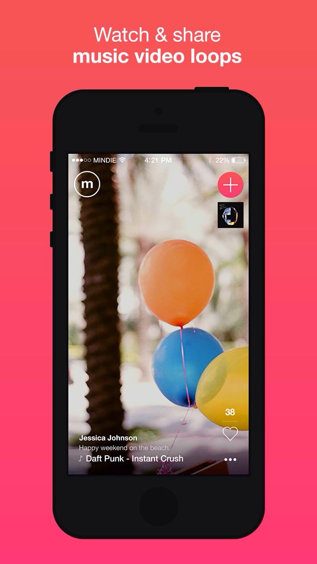 'Vine Meets MTV' Video-Sharing App Mindie Updated With New Features Plus Improvements
