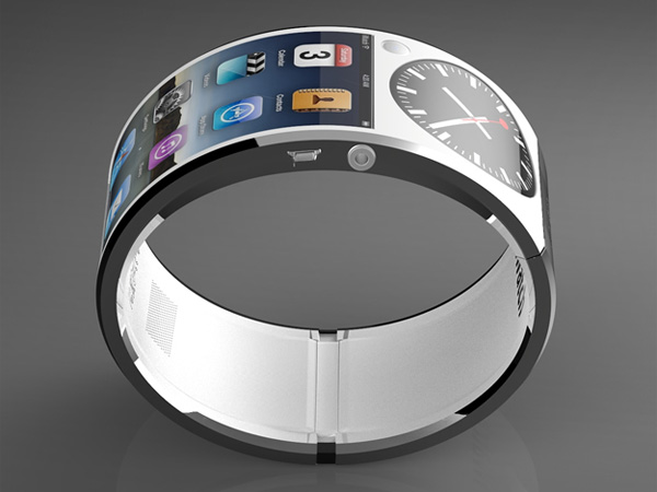 Report: Apple's 'iWatch' To Feature Flexible AMOLED Display