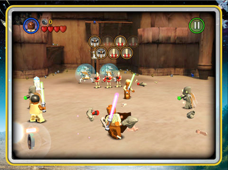 LEGO Star Wars: The Complete Saga Update Offers Expanded Retina Device Support And More