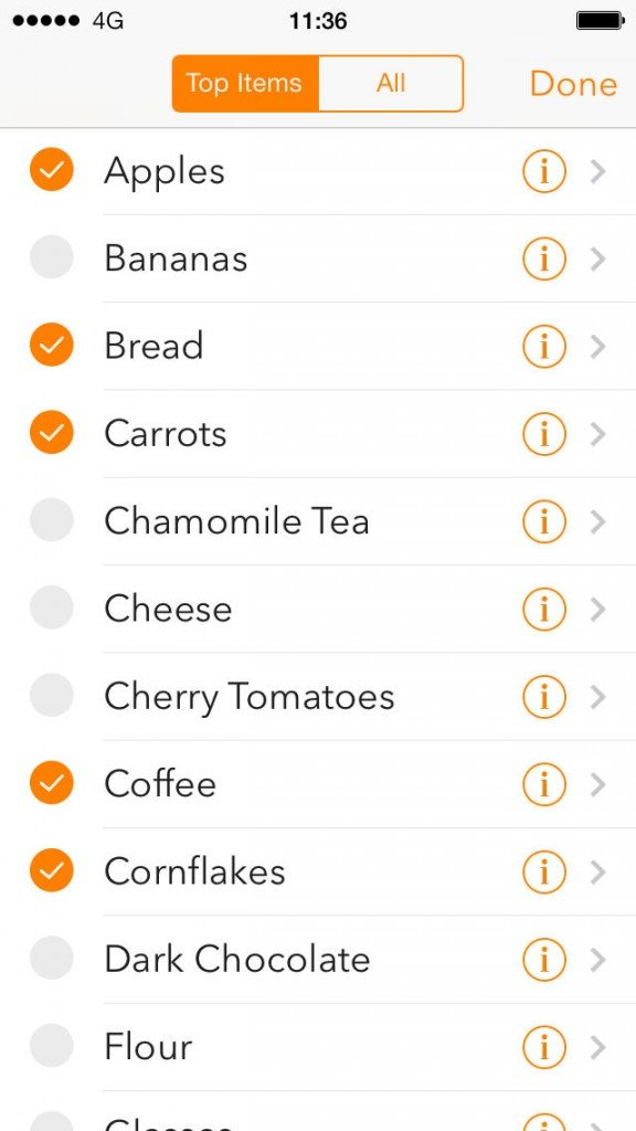 Efficiently Manage And Share Your Grocery Shopping Lists With Shopi