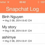 Cydia Tweak: Keep A Record Of Your Snapchat Conversations With Snapchat Log