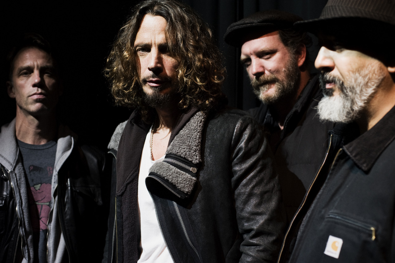 Soundgarden Will Appear At Apple's US iTunes Festival At SXSW