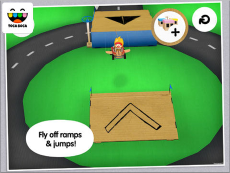 Kid-Friendly Toca Cars Is Apple's Free App Of The Week