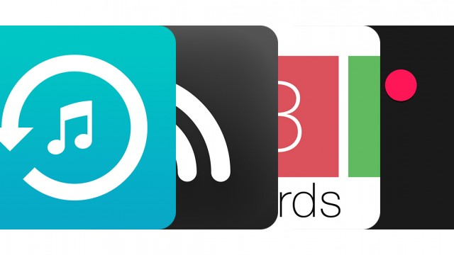 Today's Best Apps: Rewind Radio, Unread, 3 Words And Pacemaker