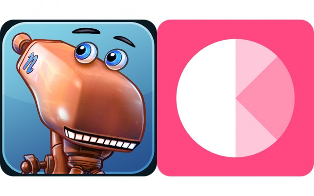 Today's Best Apps: Scopeys Nano Adventure And Kounter