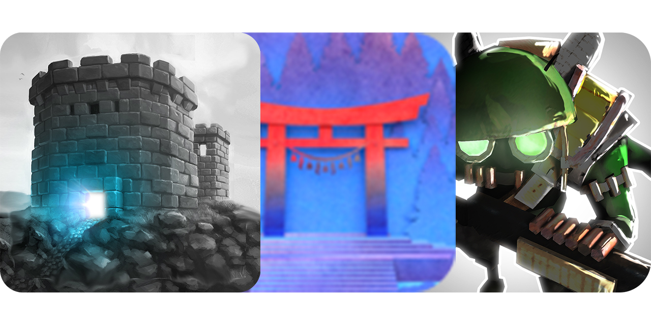 Today's Best Apps: Coldfire Keep, Tengami And Bug Heroes 2