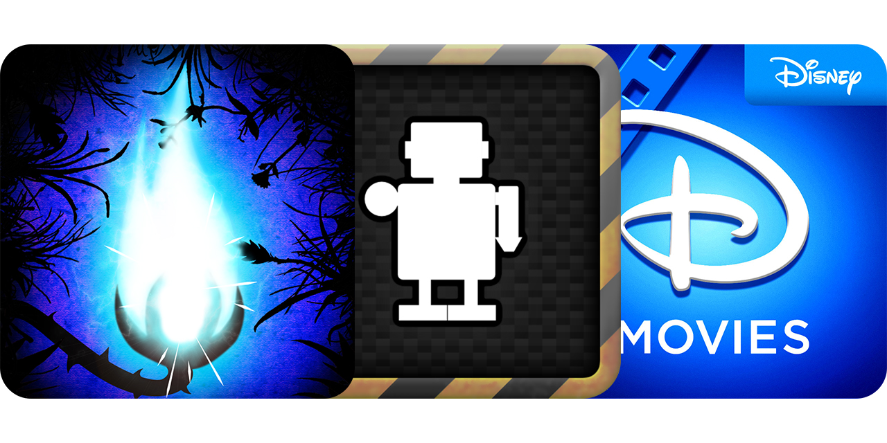 Today's Best Apps: Primal Flame, Principia And Disney Movies Anywhere