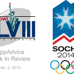 The AppAdvice Week In Review: Super Bowl XLVIII, Sochi 2014 And More