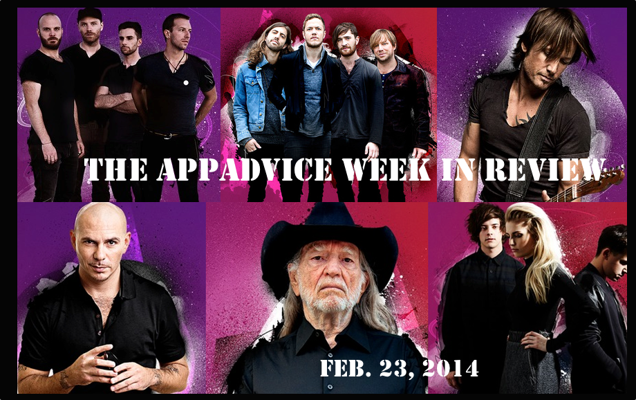 The AppAdvice Week In Review: The iTunes Festival At SXSW, Fitbit's Recall And More