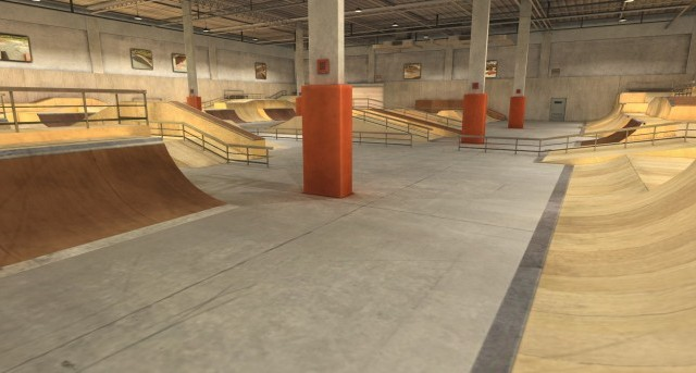 True Skate Gets Its Anticipated Update Adding Another New Skatepark