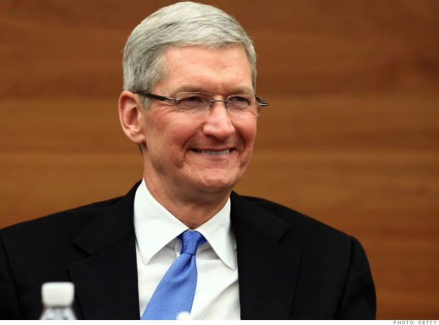 Fortune Says Apple CEO Tim Cook Is One Of The World's 50 Greatest Leaders