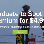 Spotify Premium Is Now Just $5 Per Month For US College Students