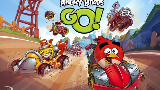 Angry Birds Go! Gets Set With New Snowy Track, New Karts And More In First Major Update