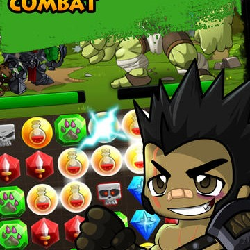 Artix Entertainment's AdventureQuest Arrives On iOS As Battle Gems