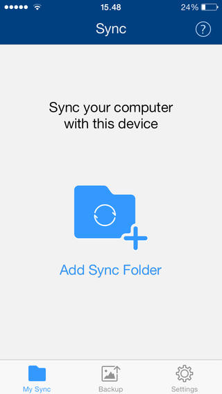 BitTorrent Sync For iOS Updated With UI Redesign And Other Improvements