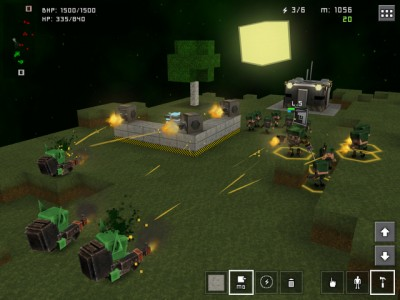 Minecraft Meets TD Meets RTS In Block Fortress War, Out This Week On iOS