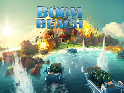 Are You Ready For The Boom? Supercell Launches Clash Of Clans Follow-Up Boom Beach