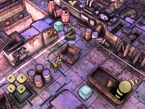Encounter Drunk Robots As You Solve Spatial Puzzles In CLARC, Out Now On iOS