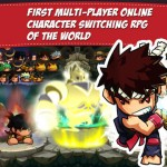 Chaotic Character-Switching Mobile MMORPG Chaos Fighters Out Now On iOS