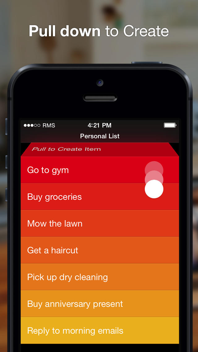 Popular Gesture-Based Minimalist To-Do App Clear Goes Free Yet Again
