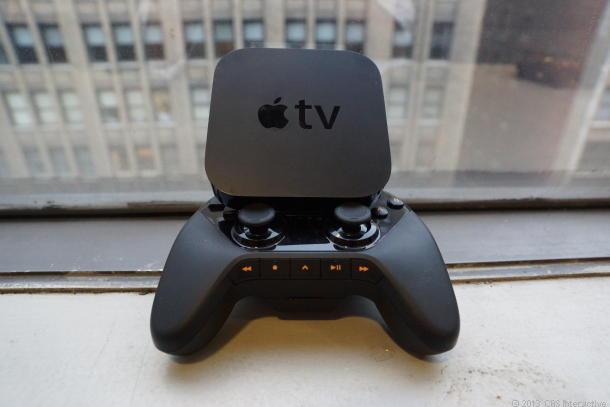 Good News For Those Hoping The Apple TV Becomes A Gaming Device