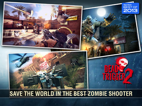 Madfinger Updates Dead Trigger 2 With Arena Of Death Plus More Enhancements
