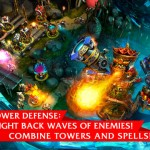 Prime World: Defenders Invades iOS With Its TD Plus Collectible Card Gameplay