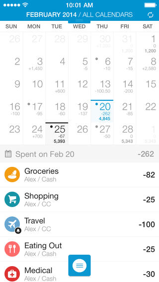 Calendar-Based Personal Finance App Dollarbird Goes Freemium With Pro Upgrade