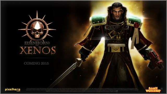 Yet Another Warhammer 40,000 Game Is Coming In The Form Of Eisenhorn: Xenos