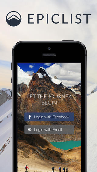 Travel Bucket List App Epiclist Updated For Enhanced Discovery Of Epic Journeys