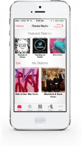 Apple's iTunes Radio May Soon Be The Second Most-Popular US Music Streaming Service