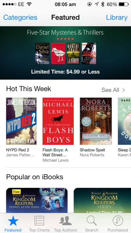 Judge Gives The Go-Ahead For Class Action E-Books Suit Against Apple