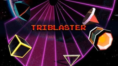 Bulkypix's Retro-Shooter TriBlaster Blasts Onto The App Store