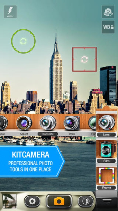 KitCamera Gets A Big Update And Goes Free For A Limited Time
