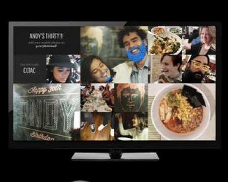 Google Launches Photowall For Chromecast, A New Picture Sharing Experiment