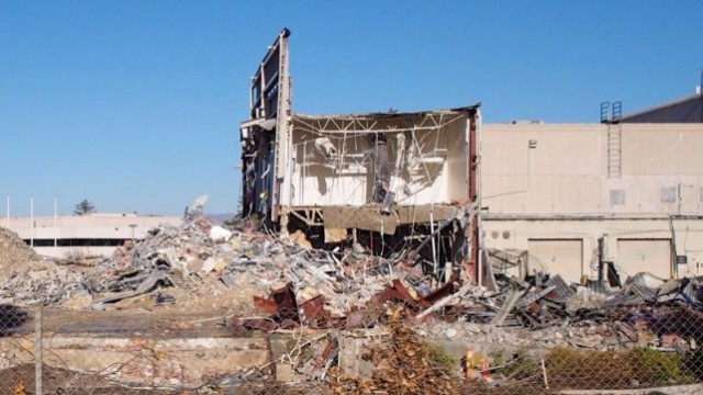 This New Campus 2 Video Shows The Demolition Of Old HP Offices