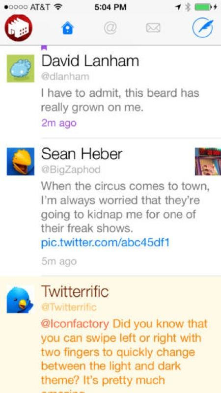 Popular Twitter Client Twitterrific Goes Freemium With Its Most Recent Update